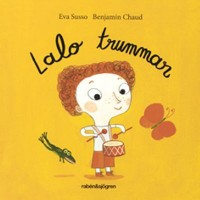 Book cover: Lalo trummar av