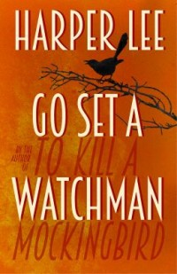Book cover: Go set a watchman av