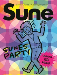 Book cover: Sunes party av