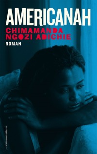 Book cover: Americanah av