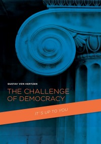 Omslagsbild: The challenge of democracy av