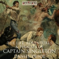 Omslagsbild: The Life, Adventures & Piracies of Captain Singleton av
