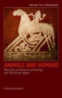 Book cover: Animals and humans av