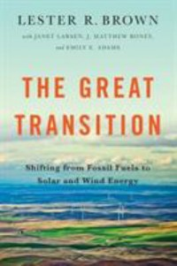 Book cover: The great transition av