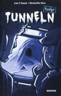 Book cover: Tunneln av