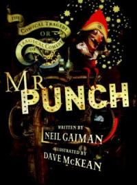 Omslagsbild: The tragical comedy or comical tragedy of Mr. Punch av