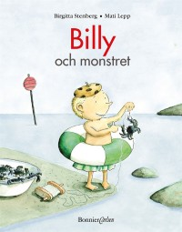 Omslagsbild: Billy och monstret av