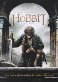 Omslagsbild: The hobbit - The battle of the five armies av