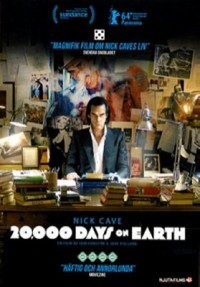Omslagsbild: 20.000 days on earth av