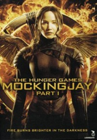 Omslagsbild: The hunger games: Mockingjay av