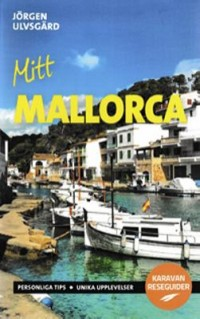 Book cover: Mitt Mallorca av