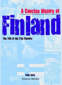 Omslagsbild: A concise history of Finland av