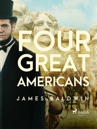 Omslagsbild: Four great Americans av