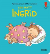 Book cover: God natt Ingrid av