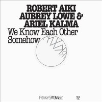 Book cover: We know each other somehow av