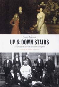 Omslagsbild: Up and down stairs av