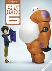 Omslagsbild: Big Hero 6 av