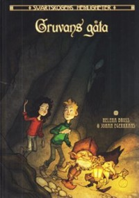 Book cover: Gruvans gåta av