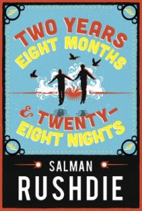 Book cover: Two years eight months and twenty-eight nights av