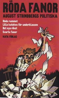 Book cover: Röda fanor av