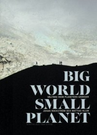 Book cover: Big world, small planet by