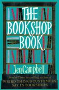 Omslagsbild: The bookshop book av