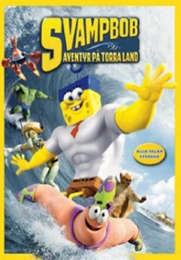 Omslagsbild: The SpongeBob movie: Sponge out of water av
