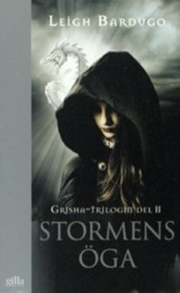 Book cover: Stormens öga av