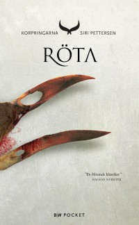 Book cover: Röta av