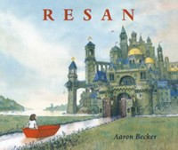 Book cover: Resan av