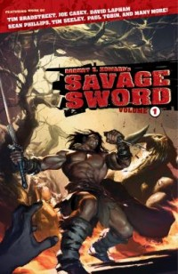 Omslagsbild: Robert E. Howard's Savage sword av
