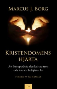 Book cover: Kristendomens hjärta av