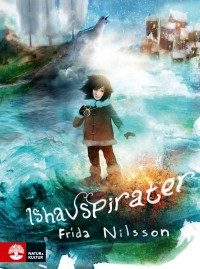 Book cover: Ishavspirater av