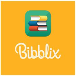 Logga för Bibblix