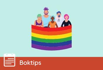 Stockholm Pride 2021 – boktips för vuxna.