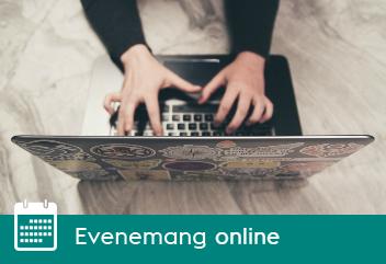 Evenemang online.