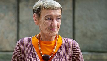 Gunilla Bergström 1942-2021