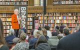 Poesimässan 2018 - 23 & 24 mars på Stadsbiblioteket