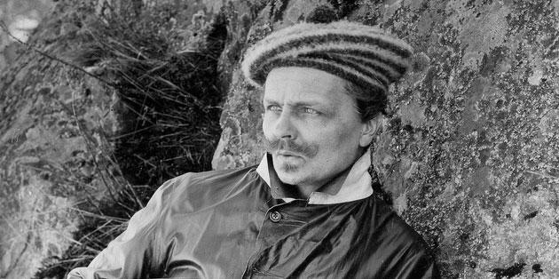 Strindberg i basker
